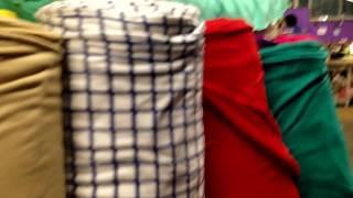 видео Ткани для дома — купить недорого оптом и в розницу