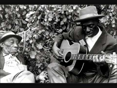 Mississippi John Hurt & Skip James on WTBS-FM 1964