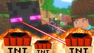 TOP 5 BEST MINECRAFT ANIMATIONS - ENDERMAN