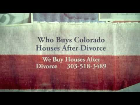 Sell My House After Divorce Broomfield Colorado