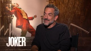 'Joker' Director Todd Phillips Says He'll SOMEDAY Answer Theories | Full Interview