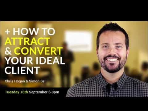 How To Attract and Convert Your Ideal Client - SEO Online Marketing - with Chris Hogan