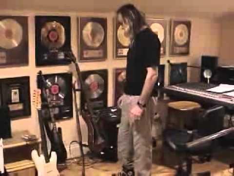 Glenn Tipton Judas Priest Shows His Guitars