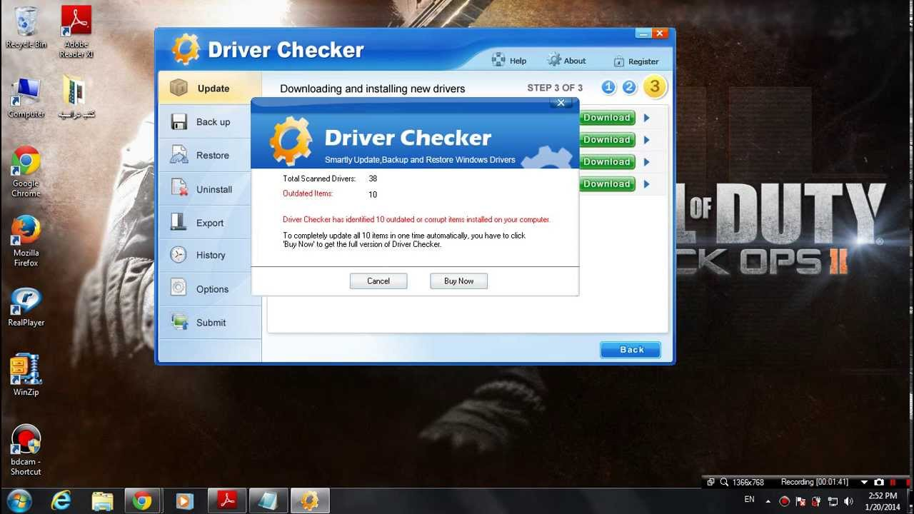 Driver Checker 2 7 5 PC 2019 Ver.1.15 Decoded