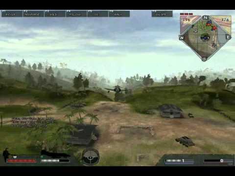 Battlefield Vietnam-Operation Irving and Flaming Dart