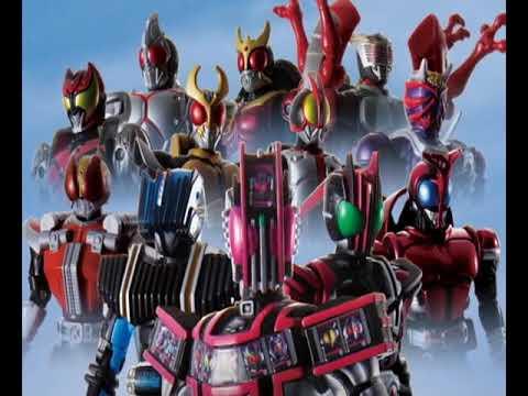 Kamen Rider Decade Final Form Ride Bandai TVCM - YouTube