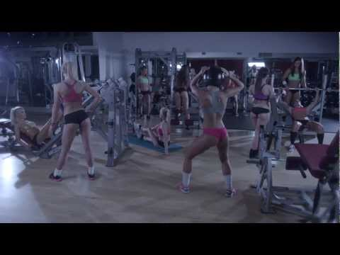 IFITNESS.IS PRESENTS THE HARLEM SHAKE ( BIKINI FITNESS EDITION )