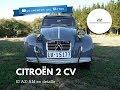 Citroën 2 CV (2/2)- El AZ-AM en detalle