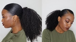 LAIIIIDD Drawstring Ponytail by Better Length