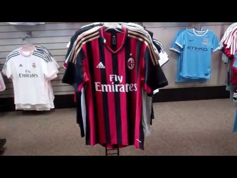 AC Milan Home Jersey 2013-14