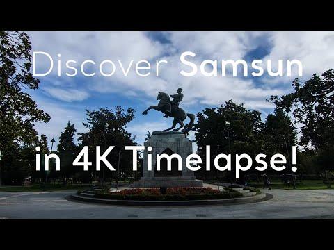 Turkey.Home - Discover Samsun in 4K Timelapse!