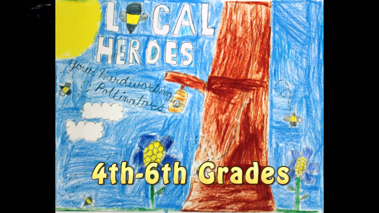 Soil And Water Conservation Poster Contest 2015