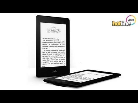 Обзор Amazon Kindle Paperwhite