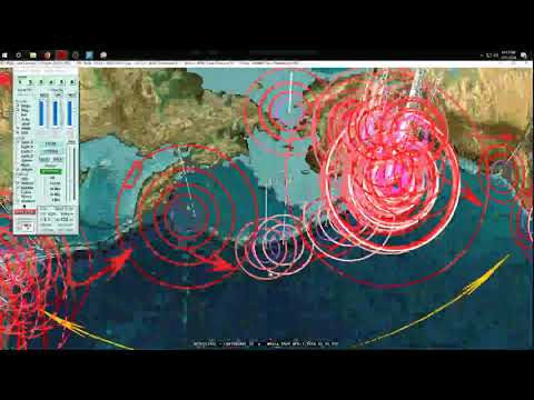 3/31/2018 -- Eastern Europe earthquake in Poland -- West Coast USA Washington on watch M4.5