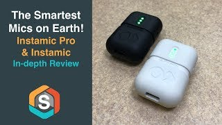 Best Waterproof Portable Audio - Instamic Pro and Instamic
