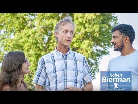 Robert Bierman - District 57A, MN House of Representatives