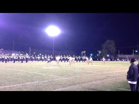 Bogalusa High School Band 2013 - Halftime Show