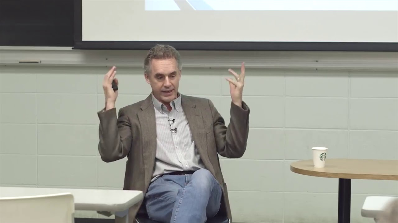 The reason why people get married | Jordan B Peterson