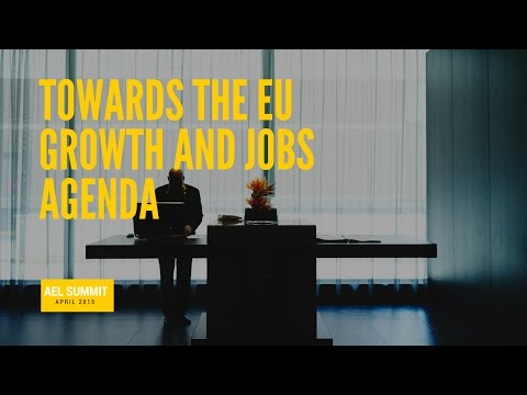 The European Logistics Summit 2015: Towards the EU growth and jobs agenda