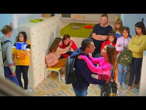 Школа Подростки Любовь! Новая серия!