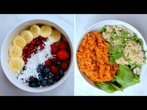 EASY WHOLE-FOODS PLANT-BASED MEALS