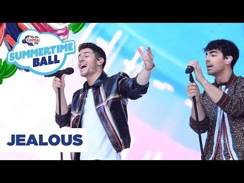 Jonas Brothers – 'Jealous'   Live At Capital's Summertime Ball 2019