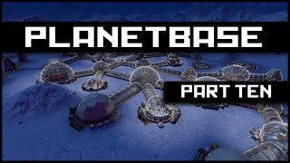 Planetbase - Class F - Gameplay Ep.10 - Crisis