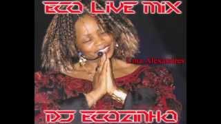 Semba (100% Lingua Nacional) Mix  2015  Vol.11 - Eco Live Mix Com Dj Ecozinho