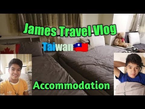 James accommodation In Taipei 🇹🇼😉👍😍