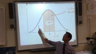The Normal Distribution (2 of 3: Characteristics of the population)