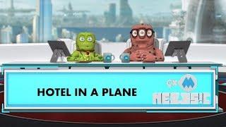 9XM Newsic | Hotel in a plane | Bade | Chote