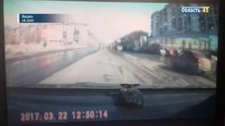 В сети появилось видео с курганской аварии на «Звездном»