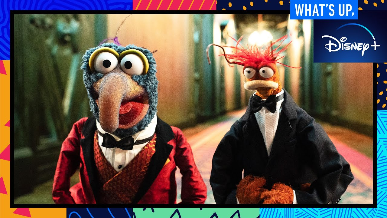 Muppets Haunted Mansion and Victoria Alonso, Marvel   What's Up, Disney+