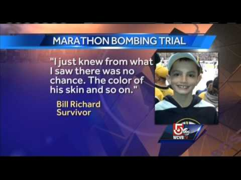 Martin Richard's father delivers emotional testimony at Tsarnaev trial