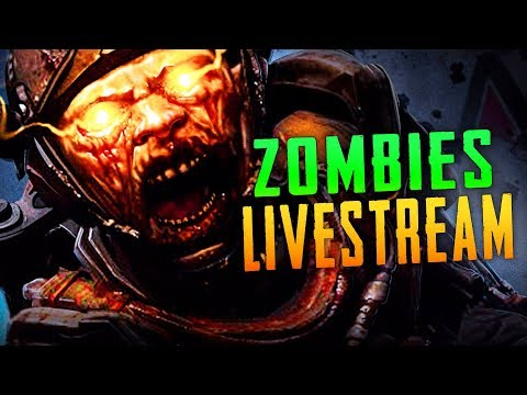 Cave of Element 115 - Call of Duty Zombies (Live Stream)