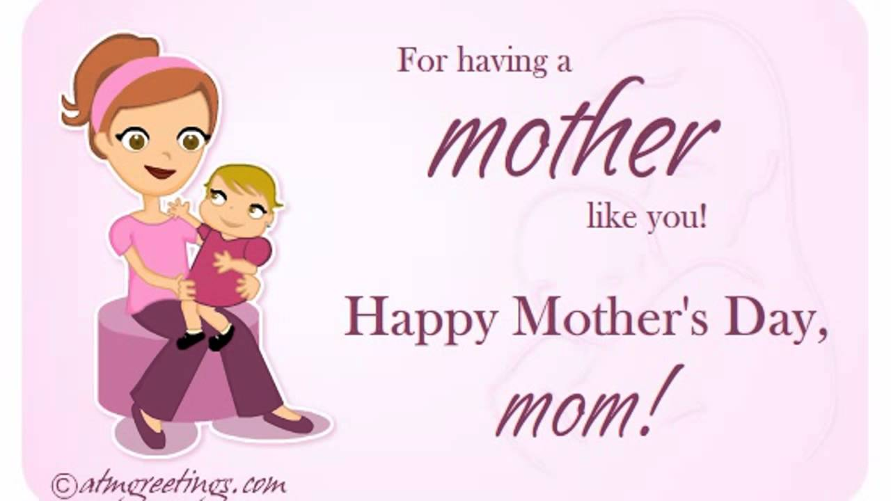 Mother's Day | Fun | Funny | Wishes | Ecards | Greeting Cards | Messages |  Video | 07 01