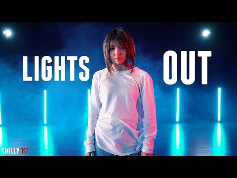 Sonn & Ayelle - Lights Out - Choreography by Bailey Sok - ft Sean Lew & Kaycee Rice
