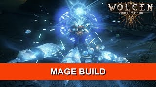 WOLCEN MAGE BUILD | ARCTIC SPEAR