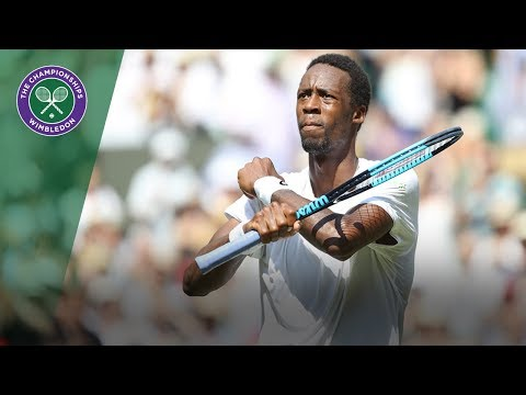 Gael Monfils vs Sam Querrey 3R Highlights | Wimbledon 2018