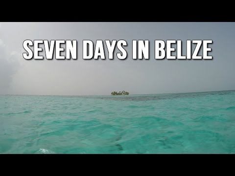 7 Days in Belize - Belizean Vacation Highlights