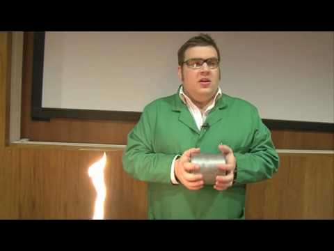 Methane - Periodic Table of Videos