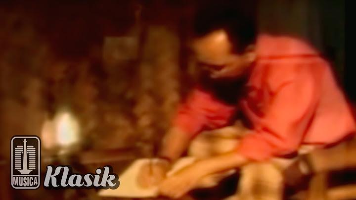 ebiet g ade  titip rindu buat ayah official karaoke video