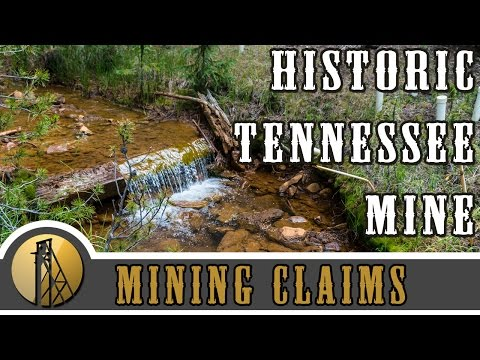 Tennessee Mine - Colorado - Gold Rush Expeditions