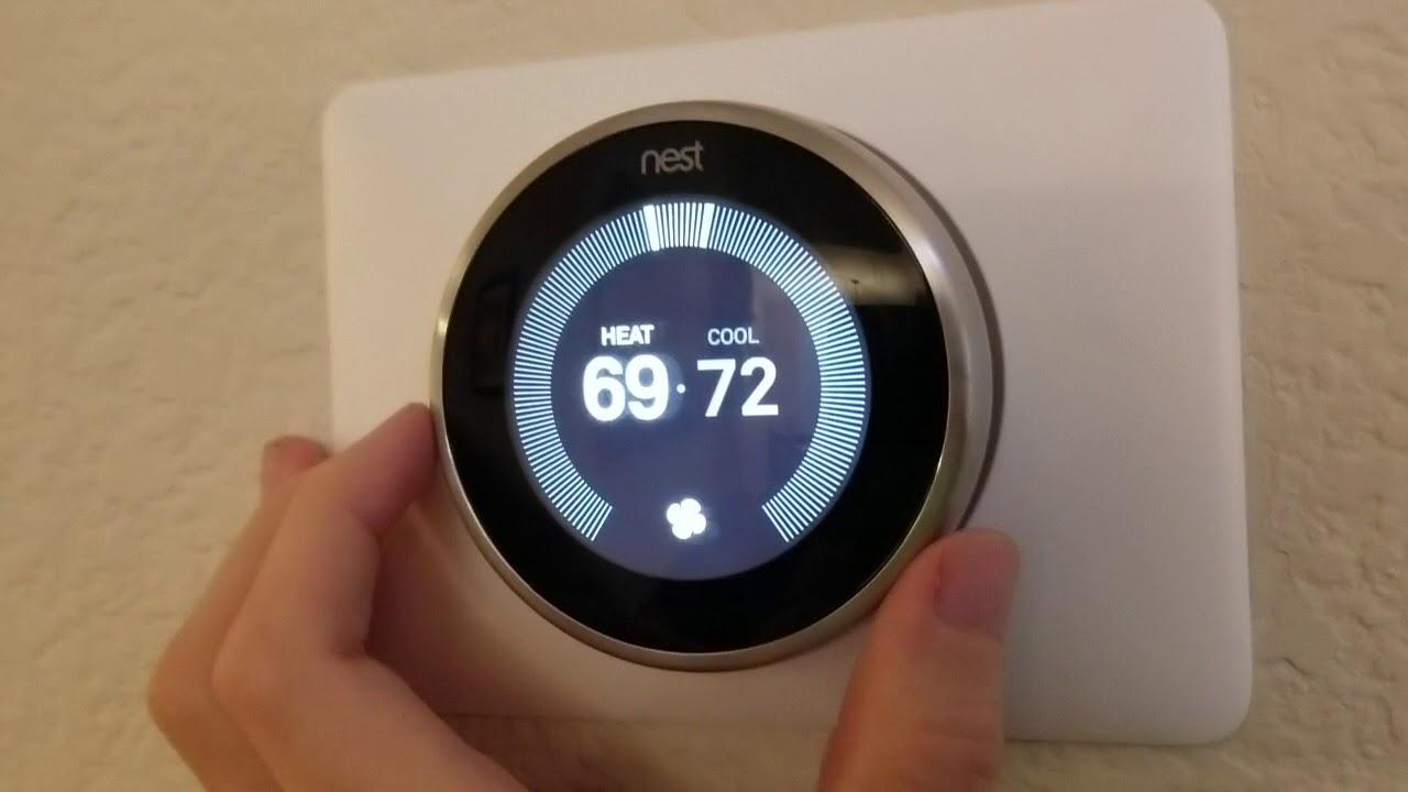 How I Use Nest Heat Cool Youtube