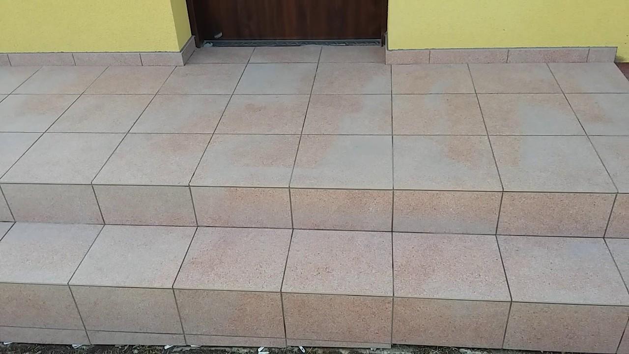 Nietypowy Okaz Glazura, schody z gresu / stairs tiles - YouTube NZ98