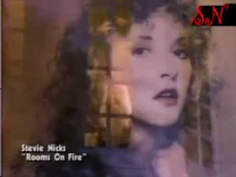 Stevie Nicks - Rooms on Fire (Music Video)
