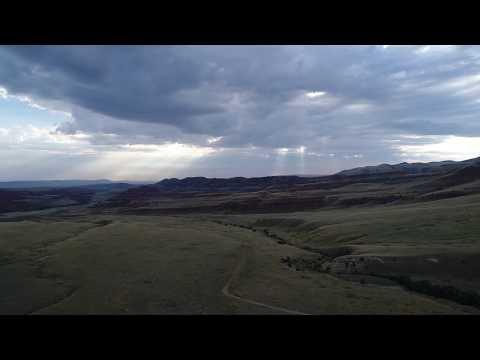 Wind River Indian Reservation, WY 13AUG2017 (Vigilante Drones)