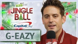 G Eazy On Buying A New Home And Holiday Plans For His Family