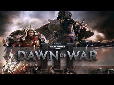 [18+] Шон СНОВА играет в Dawn of War 3 - лучшие моменты