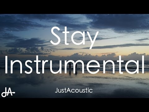 Stay - Zedd, Alessia Cara (Acoustic Instrumental)
